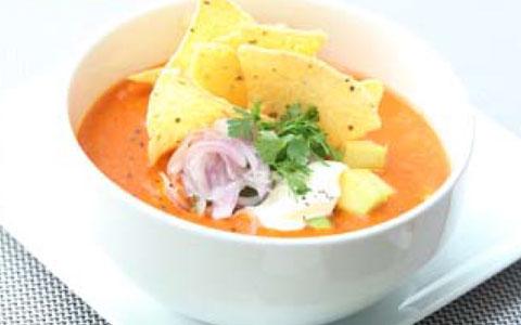 Sopa de Tortilla Colombina