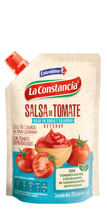 Salsa de Tomate Light