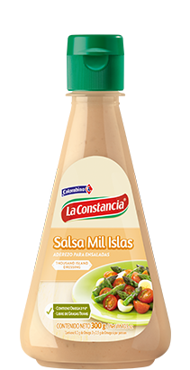 Salsa Mil Islas