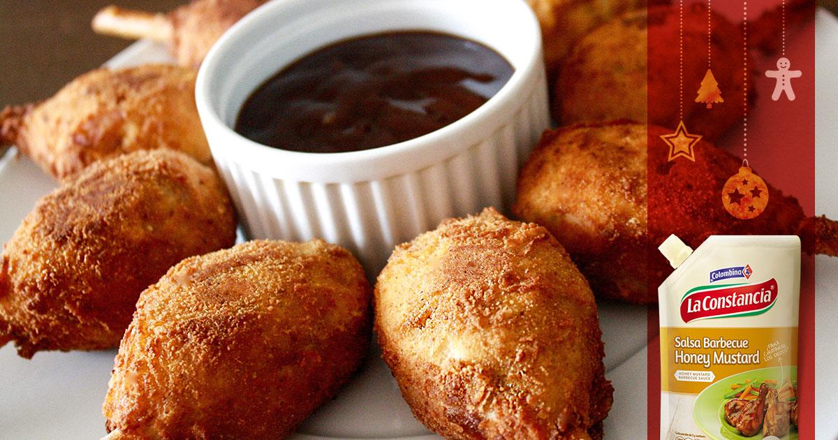 Muslitos de pollo Aleluya