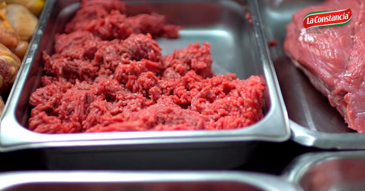 ¿Cómo escoger carne de res?