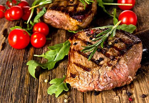 ¿Cómo preparar una carne jugosa?