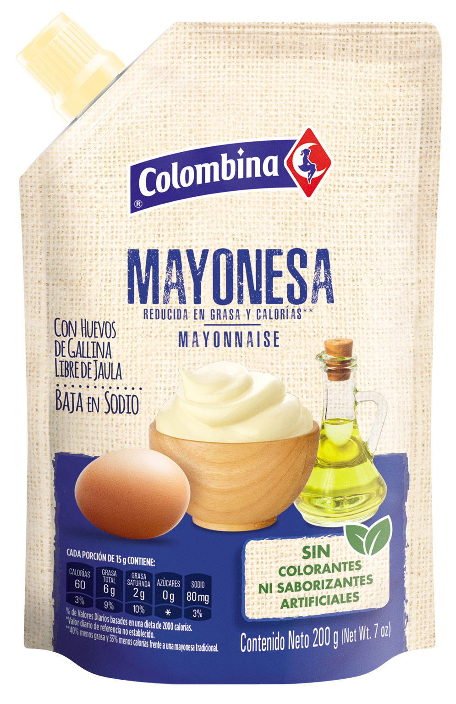 Mayonesa Regular