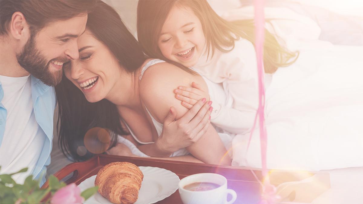 Ideas para sorprender a mamá