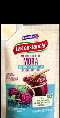 Mermelada de Mora Light