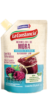 Mermelada de Mora Light