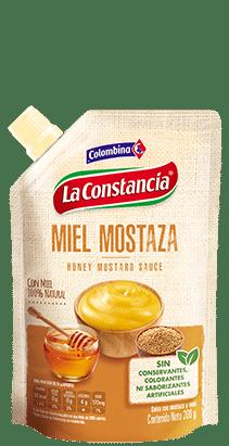 Miel Mostaza